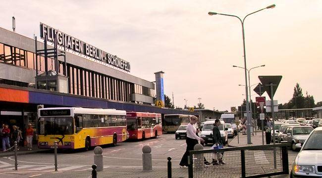 Как добраться из аэропорта берлина «шенефельд» в центр города