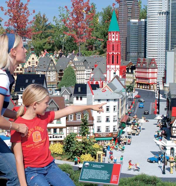Legoland в германии — планируем отдых с детьми