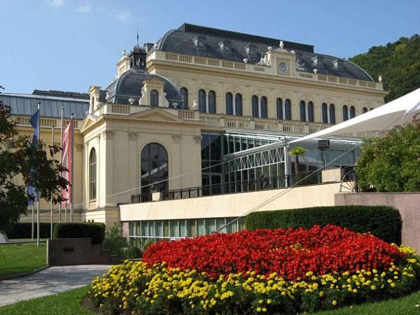 Баден австрия - достопримечательности