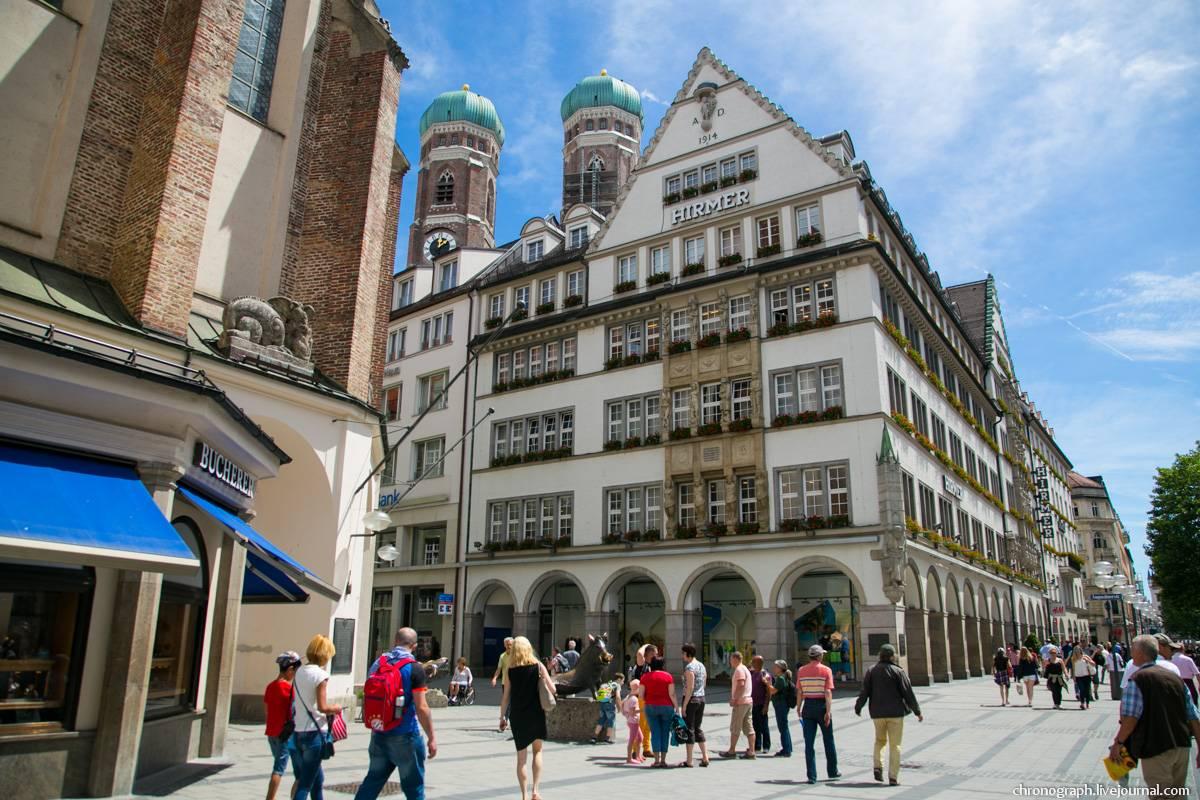 Советы для начинающих путешественников по мюнхену