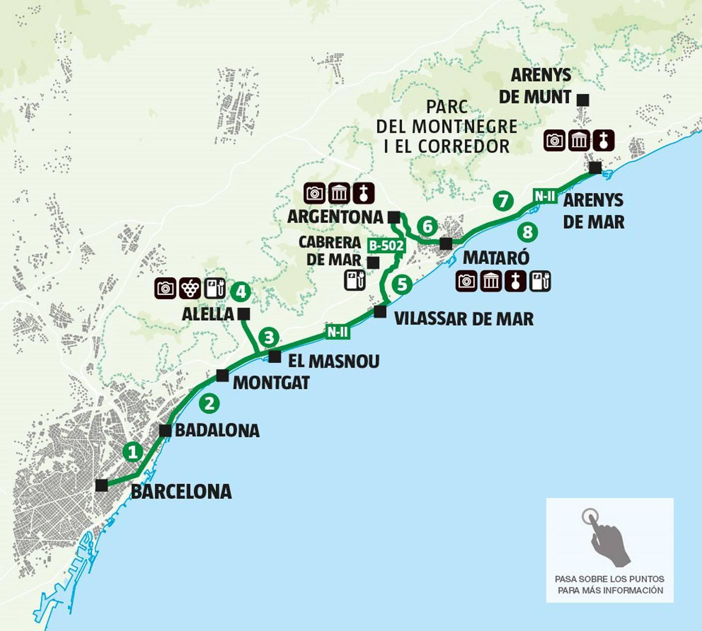 Как добраться из calella в аэропорт барселоны | авиакомпании и авиалинии россии и мира