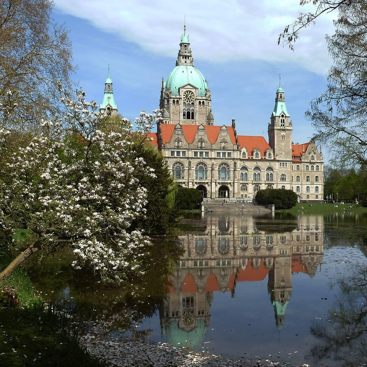 Ганновер, германия: город и достопримечательности с фото