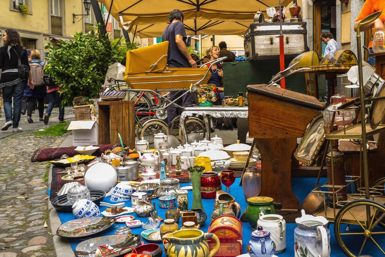 Какие блошиные рынки посетить в германии
