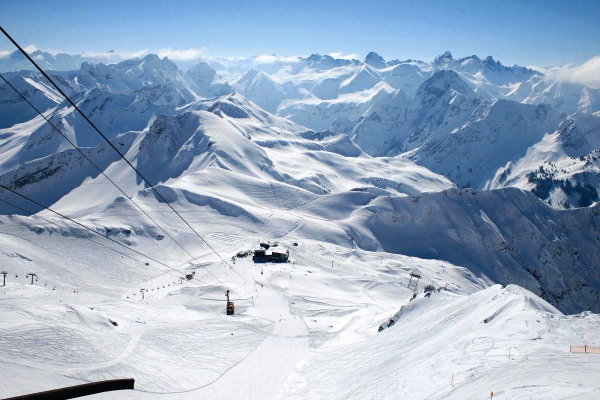 Карта горнолыжных курортов германии: истинно немецкое качество отдыха! - с рюкзаком по миру