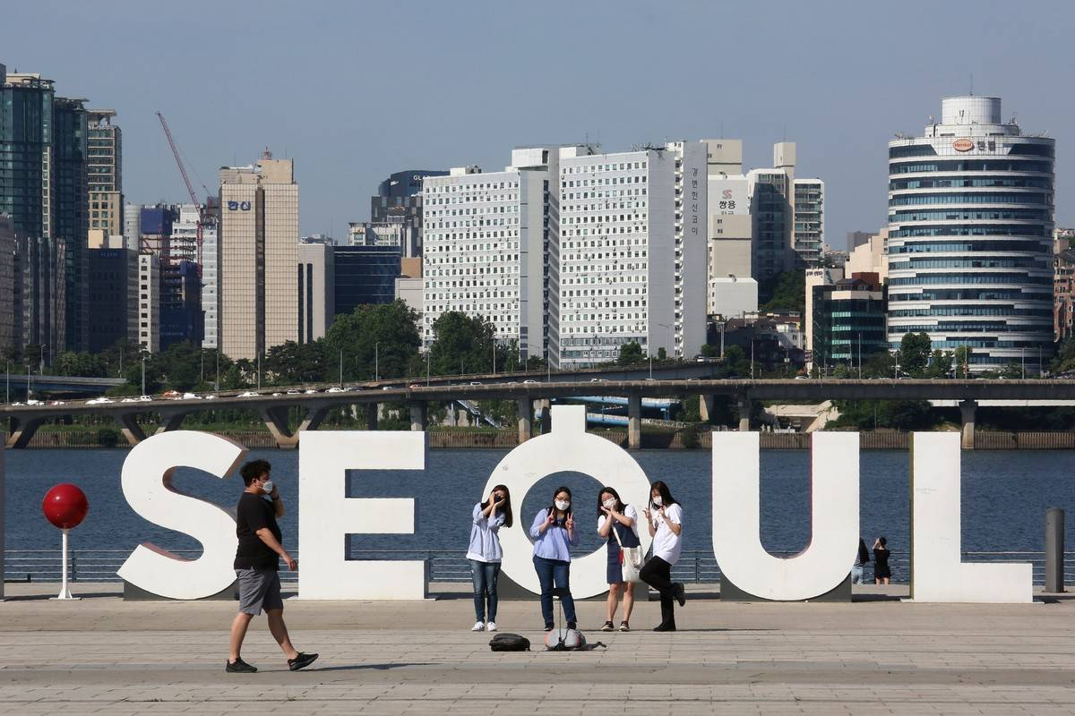 Средняя заработная плата в южной корее