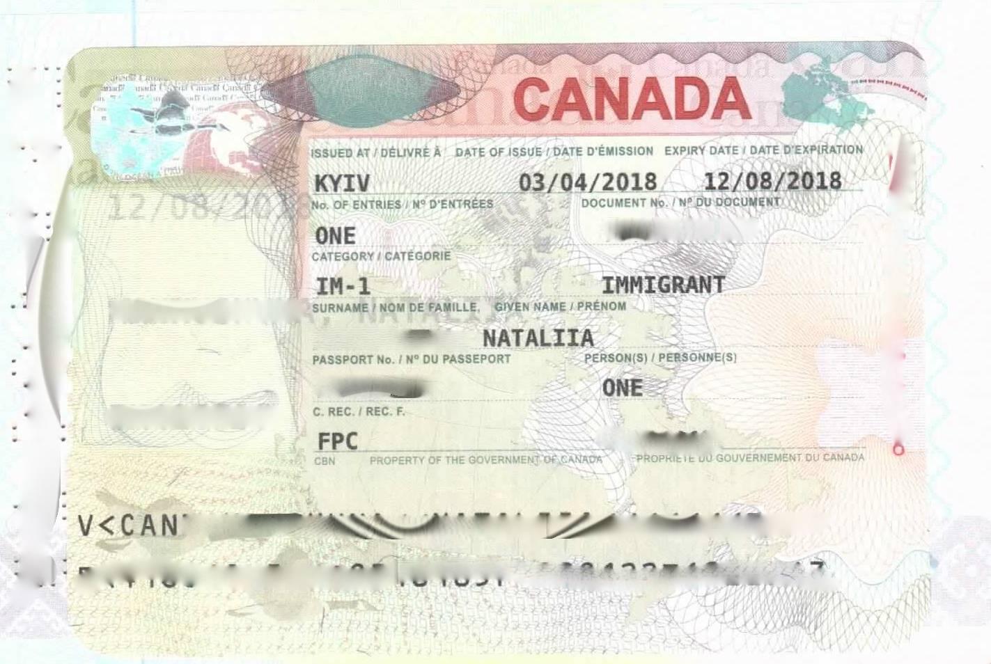 Виза в канаду для россиян в 2021 году, как получить канадскую визу самостоятельно