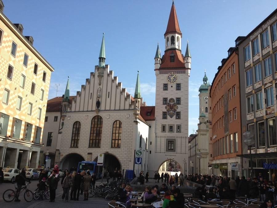 Что посмотреть в мюнхене за 2 дня самостоятельно и с экскурсией — туристер.ру