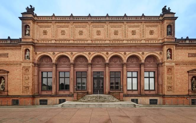 Гамбургский кунстхалле— сайт, афиша выставок, коллекции, фото, адрес, отели рядом | туристер.ру