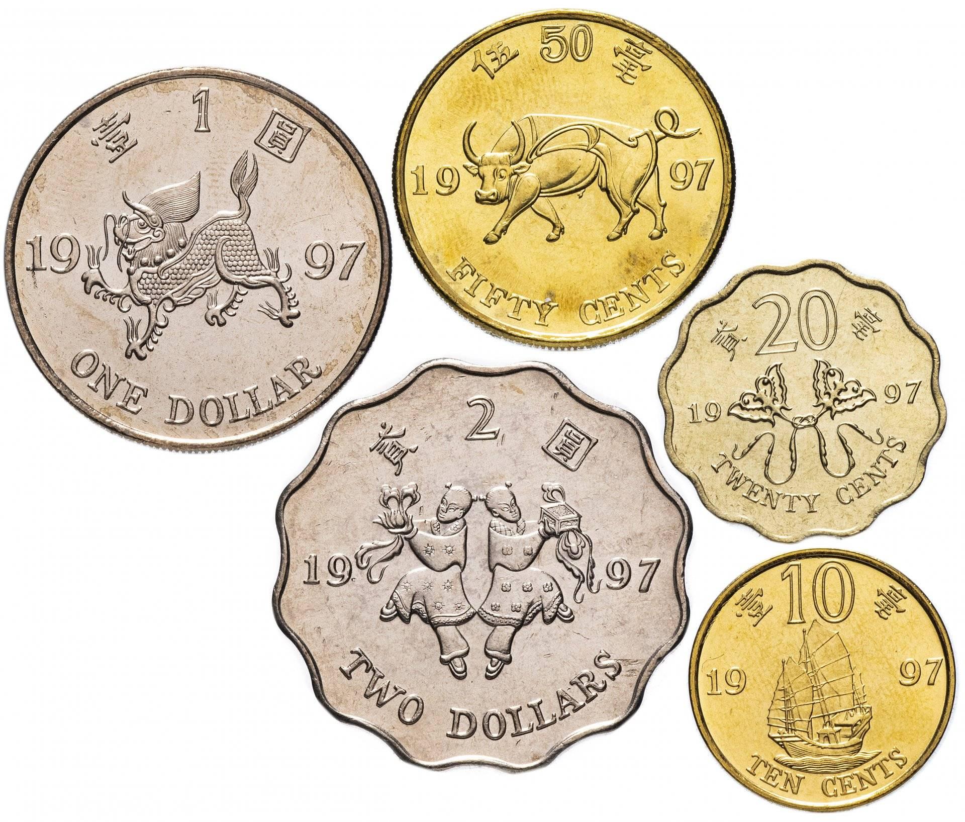 Гонконгский доллар, динамика курса, курс гонконгского доллара на сегодня, где обменять, стоимость гонконгского доллара