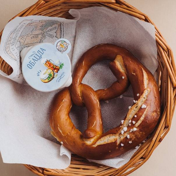 Немецкий брецель: рецепт пошаговый, способ приготовления и виды