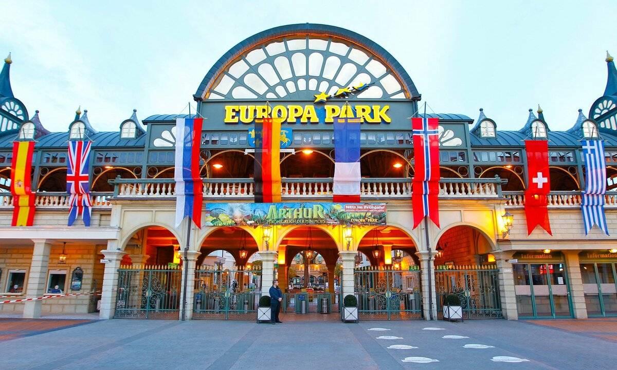 Парки развлечений в германии – их должен посетить каждый