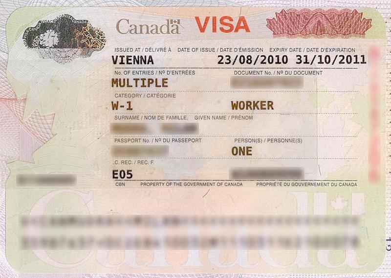 Виза в канаду в 2021 году: документы, стоимость, сроки