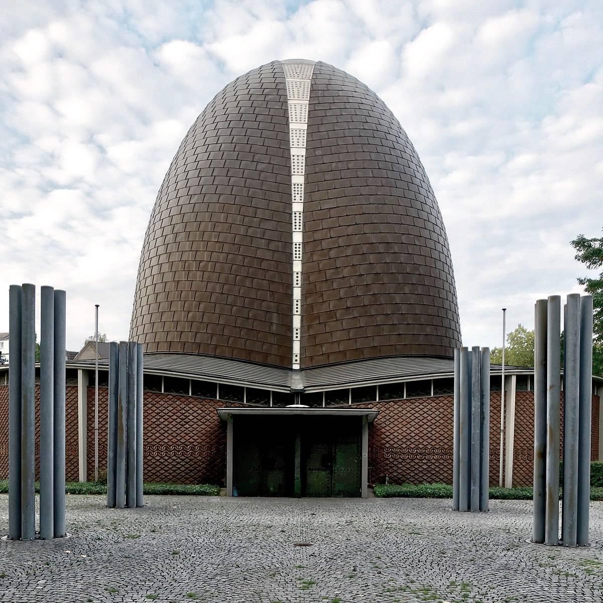 Церкви в дюссельдорфе (германия) - описание и фото