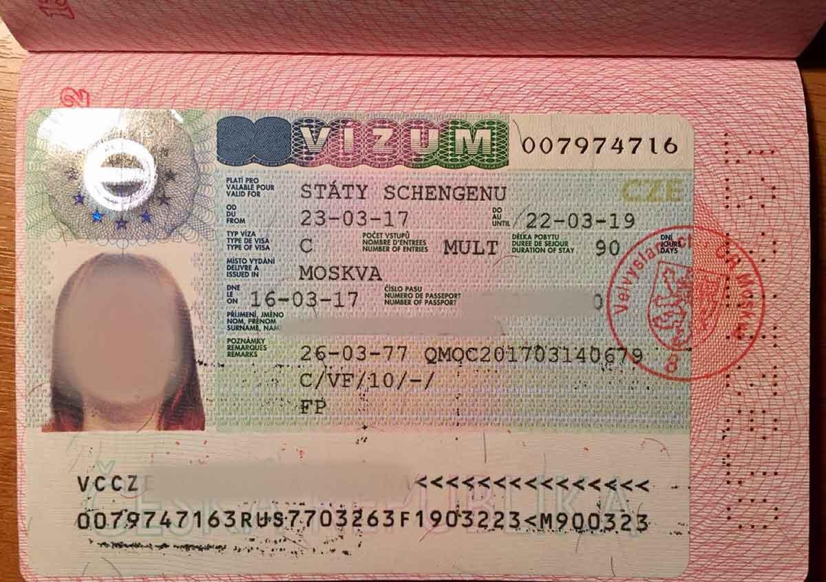 Виза в чехию для россиян в 2021. как получить визу самостоятельно?