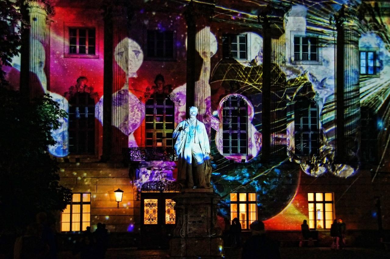 Фестиваль света в берлине: как добраться, отели, виза