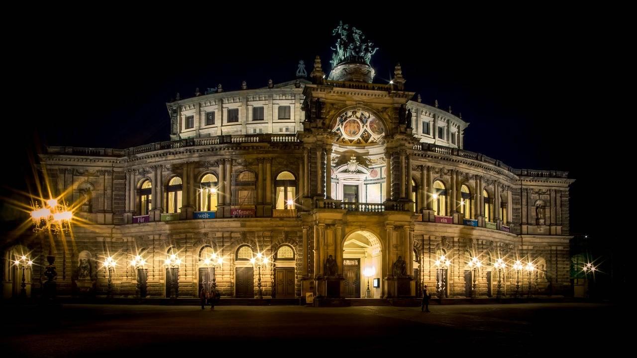 Опера гарнье в париже: один из самых красивых оперных театров в мире
