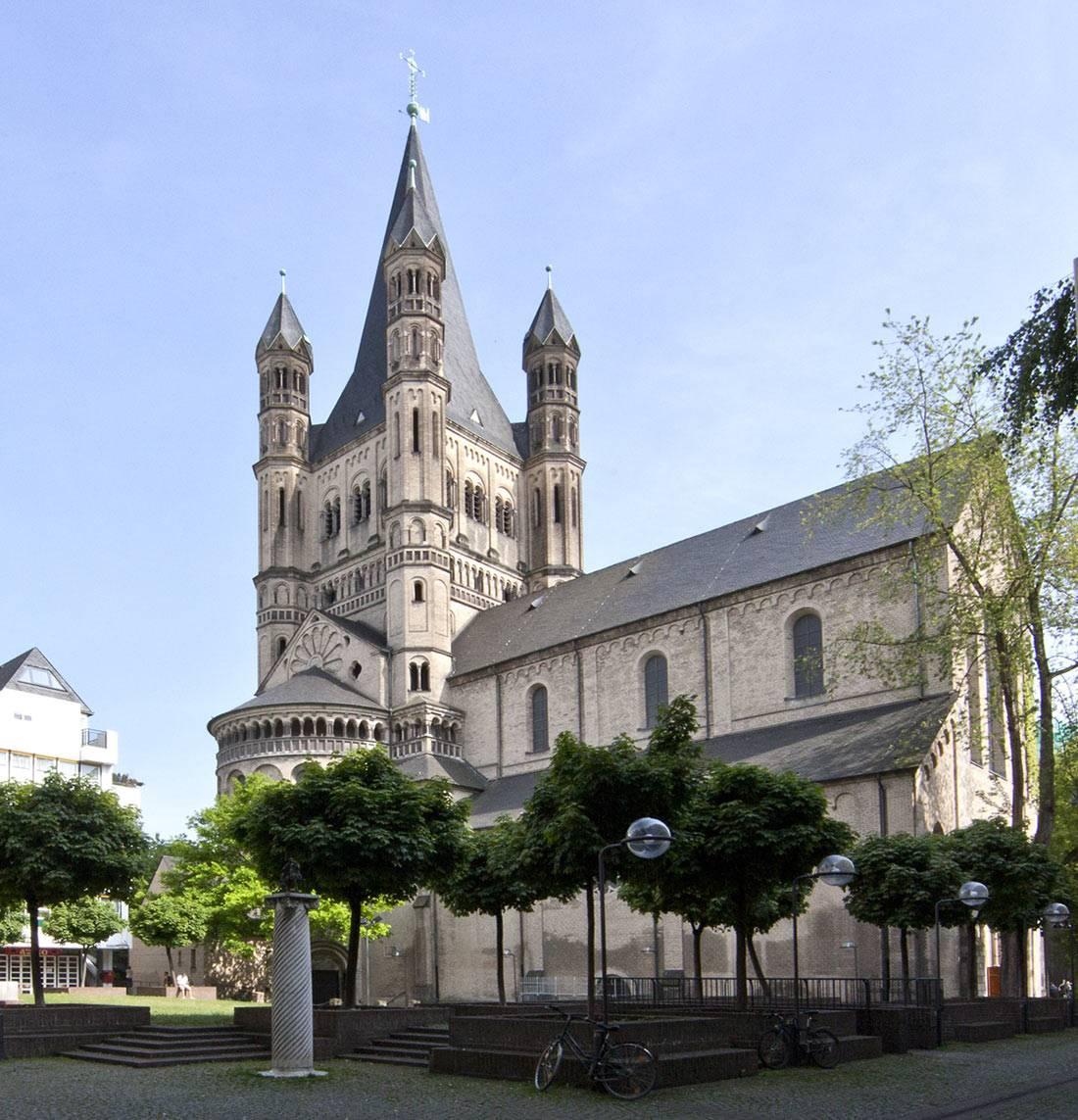 Храмы и соборы в Дортмунде, которые обязательно нужно посетить