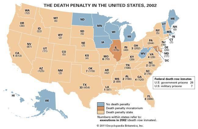 Смертная казнь в сша: как казнить своих граждан и оставаться самой демократичной страной в мире?