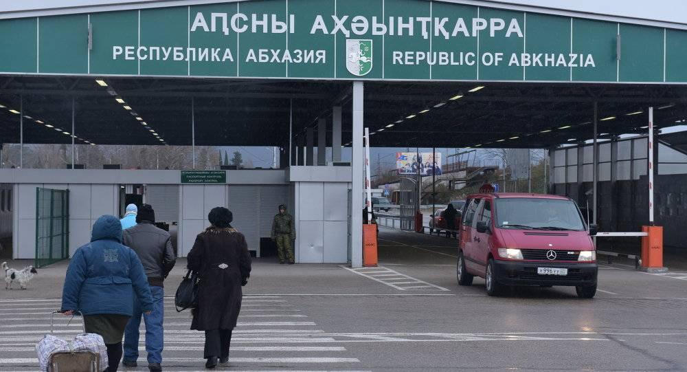 Нужен ли гражданам рф загранпаспорт для поездки в абхазию?