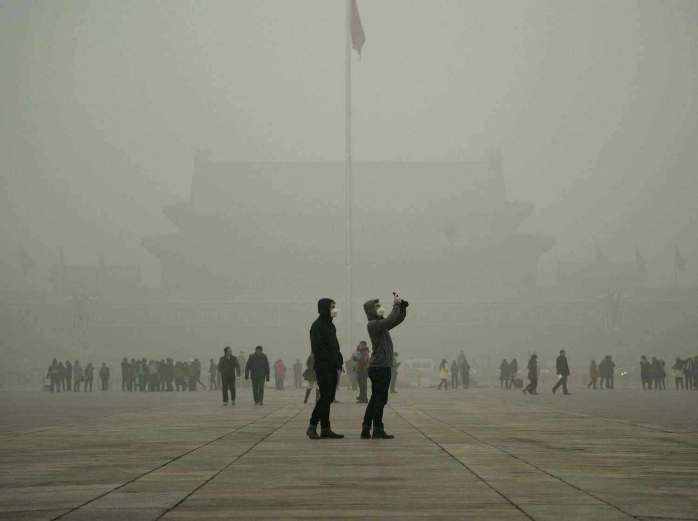 Смог в китае в 2021 году: причины, последствия загрязнения воздуха