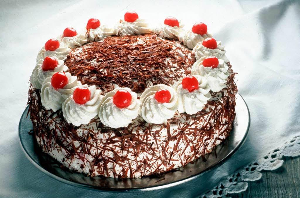 Торт «черный лес» («шварцвальд») – 5 вкусных рецептов