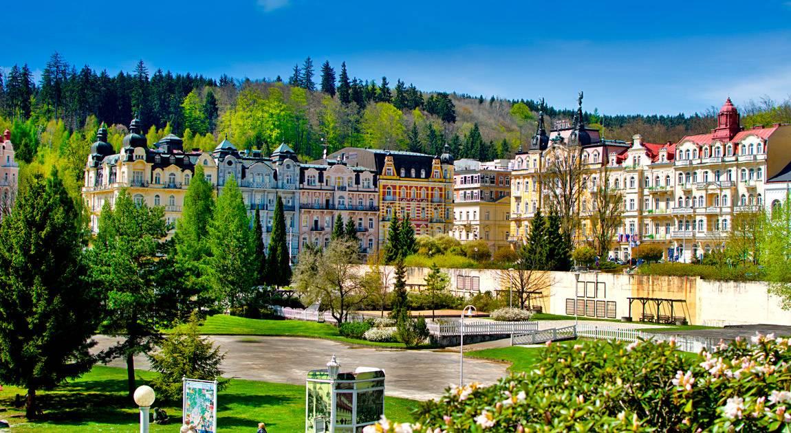Лечение в санаториях чехии — обзор лучших курортов