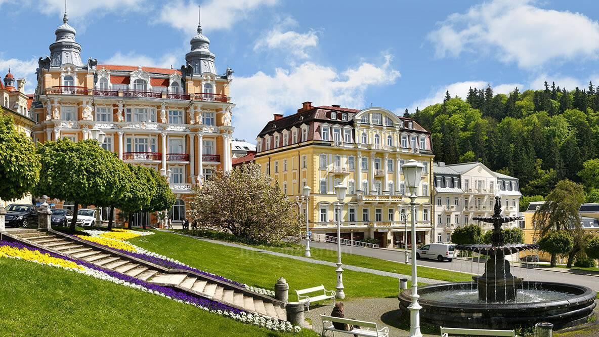 Лечебные курорты чехии — что и как лечат, отличия и особенности