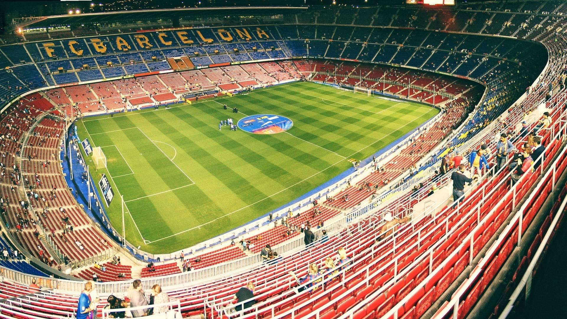 Стадион камп ноу в барселоне (испания) — фото, вместимость, реконструкция — плейсмент