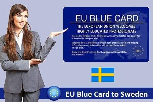 Все о голубой карте в польше - blue card