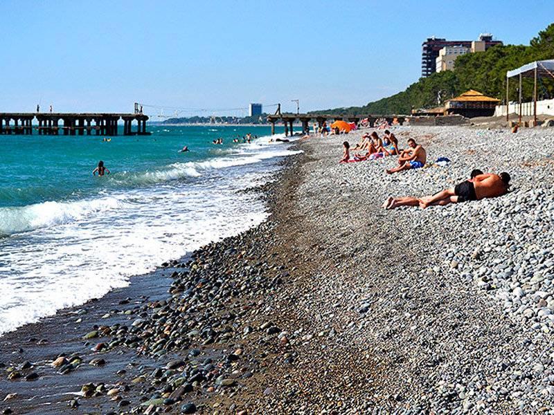 Морские курорты грузии: где лучше отдыхать?