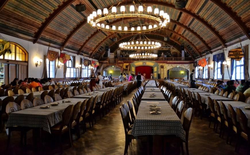 Где поесть во франкфурте-на-майне