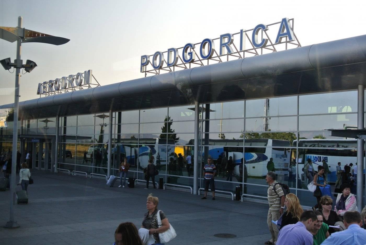 Аэропорты в черногории тиват и подгорица