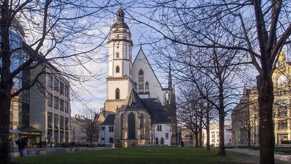 Достопримечательности лейпцига: 12 лучших мест