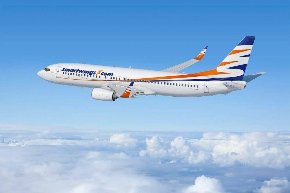 Бюджетная чешская авиакомпания smartwings