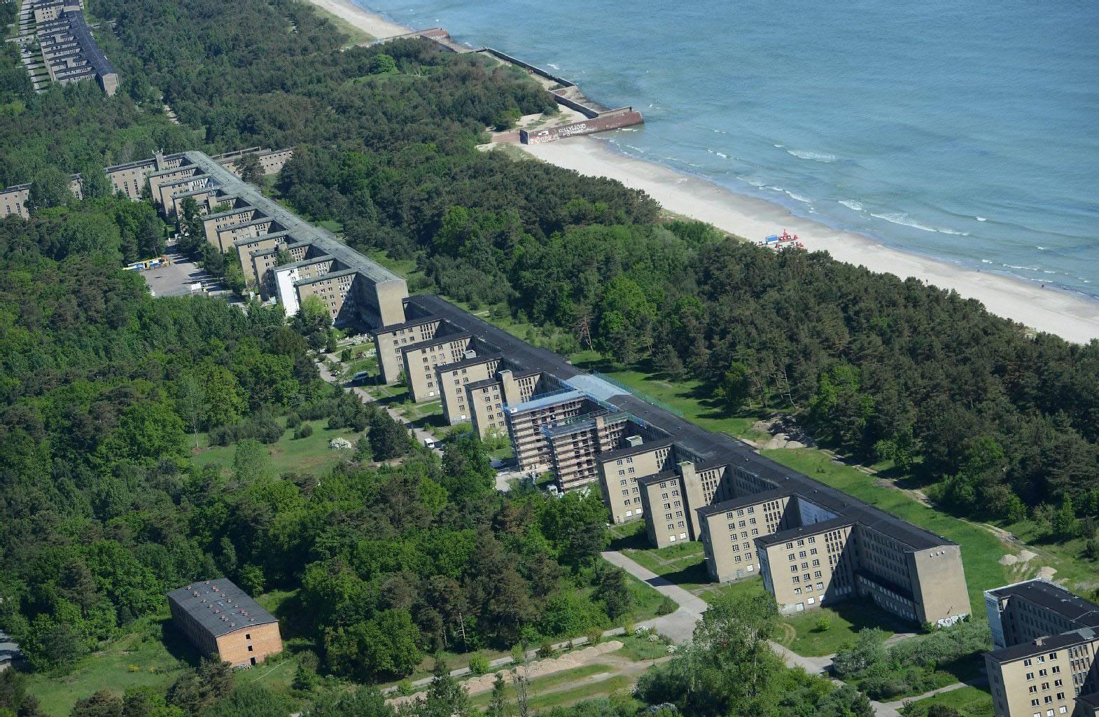 Отдых на балтийском побережье германии