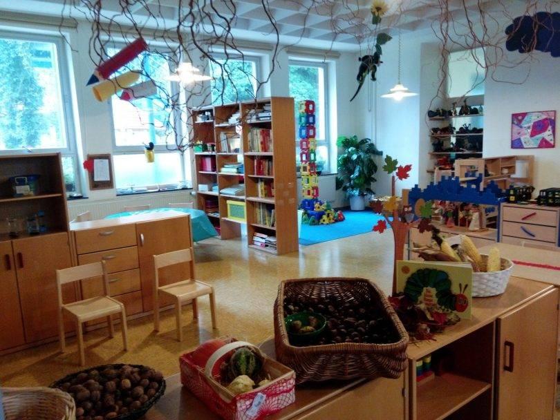 Адаптация к детскому саду: взгляд из германии - детский сад