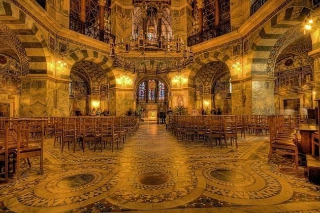 Ахенский собор в германии: история, описание, фото
