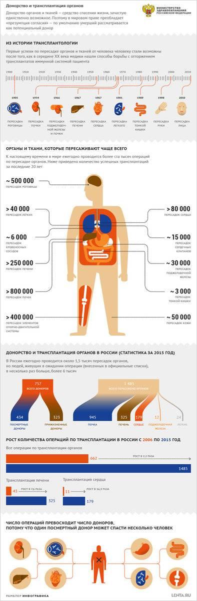 Пересадка органов в германии