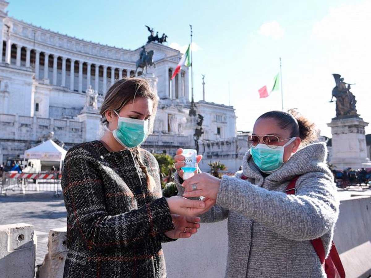 Статистика распространения коронавируса в италии на сегодня, 01марта2021
