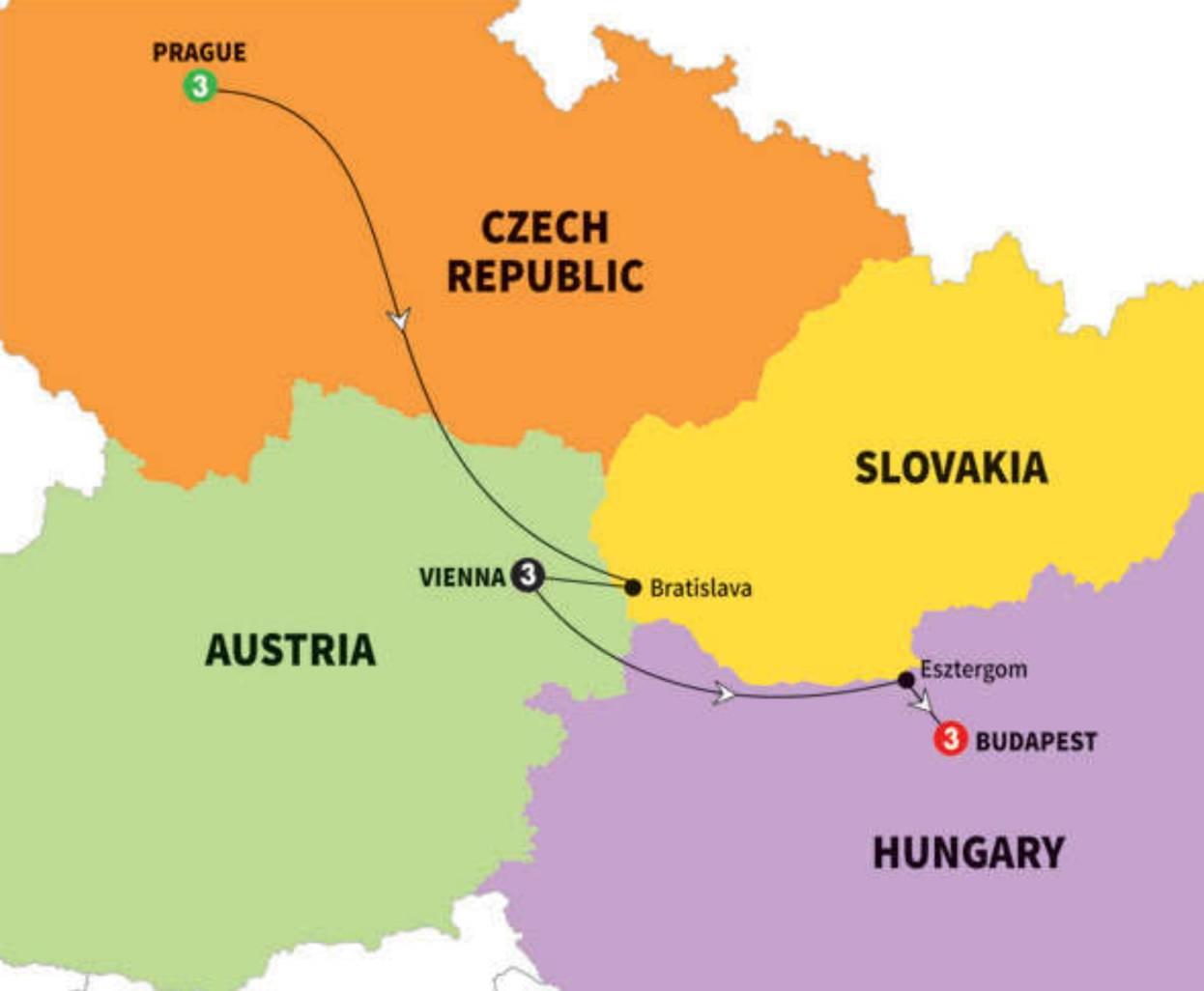 Как добраться до болгарии