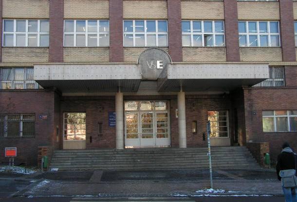 Высшая школа экономики в праге (vysoká škola ekonomická v praze)