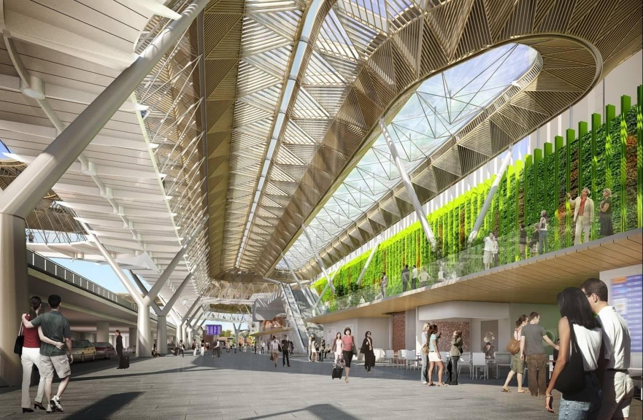 Аэропорт франкфурт-на-майне: терминалы, табло, услуги