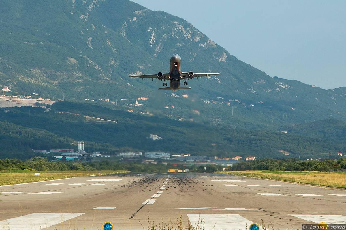 Аэропорты прилета из москвы в черногорию: список международных аэропортов