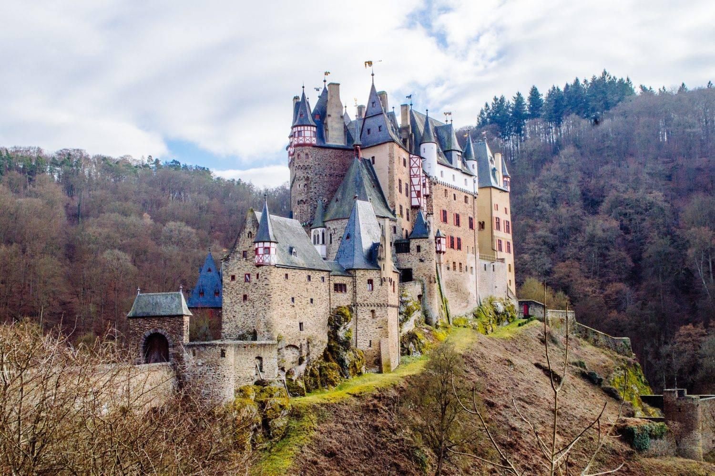 Замок эльц (burg eltz) описание и фото - германия: рейнланд-пфальц