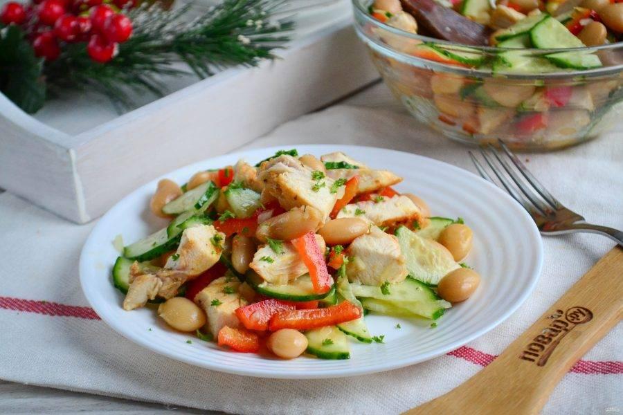 Как приготовить мюнхенский салат: популярные рецепты