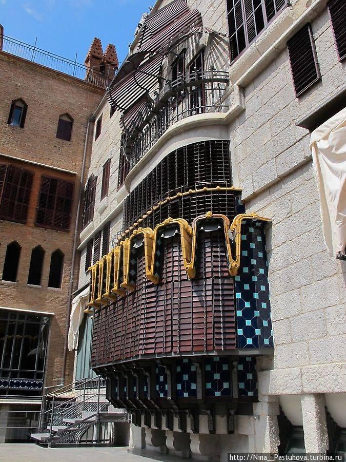 Антонио гауди | барселона, архитектура