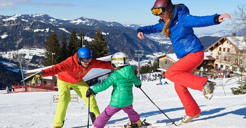 Горнолыжная германия, подробный обзор лучших горнолыжных курортов