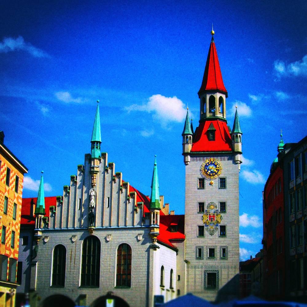 Старая ратуша мюнхена, мюнхен. отели рядом, фото, видео, как добраться — туристер.ру