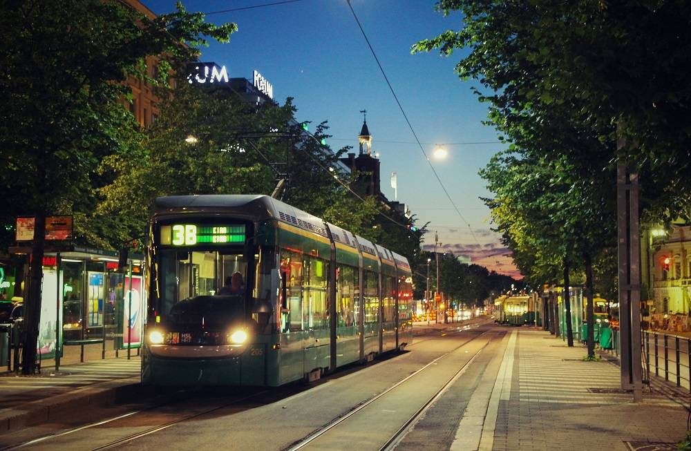 Транспорт в финляндии — википедия