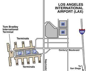 Аэропорт лос-анджелеса (los angeles international airport)